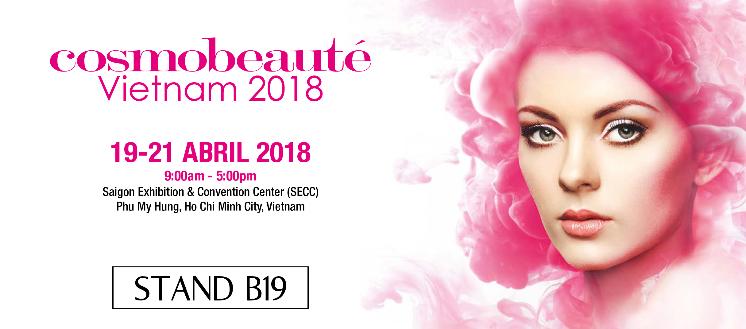 Cosmobeauté Ximart laboratories in Vietnam 2018